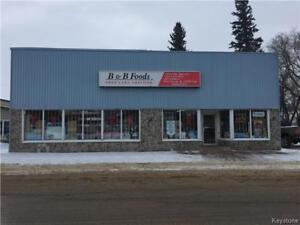 Profitable Grocery Store For Sale ~ Swan Lake, Manitoba