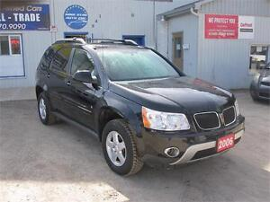 2006 Pontiac Torrent Sport|MUST SEE| NO RUST|ALLOY RIMS|SUNROOF