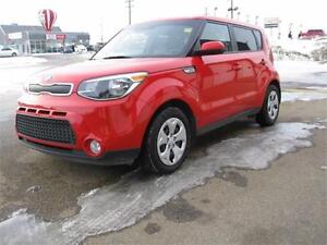 2015 Kia Soul LX -- EASY APPROVAL, DRIVE HOME TODAY!