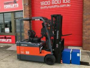 2011 Toyota 7FBE-2.0  Container Mast electric  Coopers Plain Brisbane Coopers Plains Brisbane South West Preview