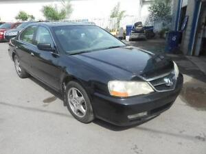 2002 Acura TL 3.2 (CUIR + TOIT OUVRANT)