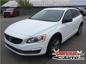 Volvo V60 Cross Country T5 AWD Cuir Toit Ouvrant MAGS 2015