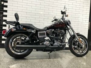 2014 Harley-Davidson DYNA LOW RIDER 103 (FXDL) Road Bike 1690cc Tempe Marrickville Area Preview