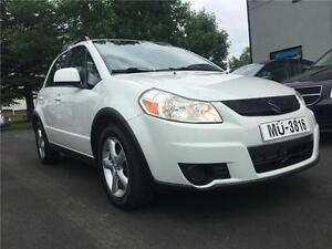 2009 SX4 JX AWD + AUTOMATIQUE + 110 135KM + GARANTIE UN AN