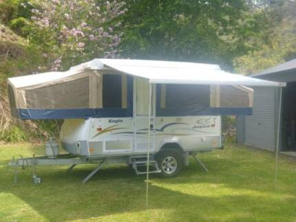 Jayco Eagle Outback 2008 Korora Coffs Harbour City Preview
