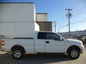 2007 Ford F-150 XLT EXTCAB 4X4--ONE OWNER TRUCK..GREAT SHAPE