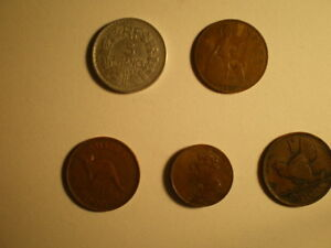 vintage world coins and stamps Peterborough Peterborough Area image 10