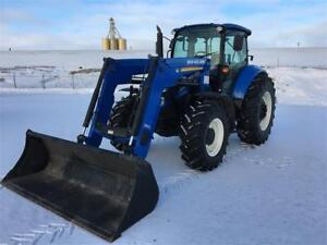 Used New Holland T5.115