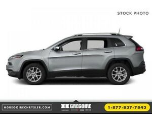 2015 Jeep Cherokee NORTH V6 4WD A/C GR ELECT MAGS BLUETOOTH