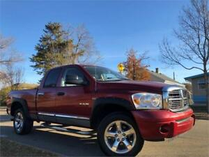 2008 Dodge Ram 1500 Laramie 4X4 - HEMI - LEATHER - REMOTE START