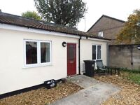 Lovely 1 bed bungalow in Redfield-1 double bedroom,kitchen/lounge with white goods,communal garden