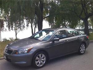 2008 HONDA ACCORD EXL,LEATHER,SUNROOF,FINANCING AVAILABLE