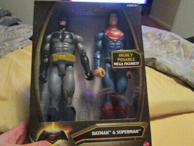 Mattel Batman V. Superman 2 pack figure set