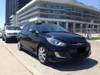 2012 Hyundai Accent GLS 4dr Fully loaded PRICED TO SELL