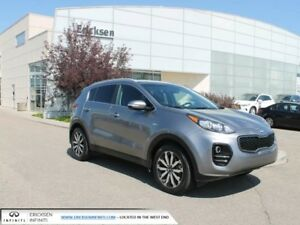 2017 Kia Sportage EX/HEATED SEATS/BACK UP CAMERA