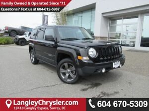 2015 Jeep Patriot Sport/North <B>*ACCIDENT FREE*High Altitude...