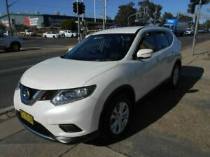 2015 Nissan X-Trail T32 ST X-tronic 4WD White 7 Speed Wagon Fyshwick South Canberra Preview