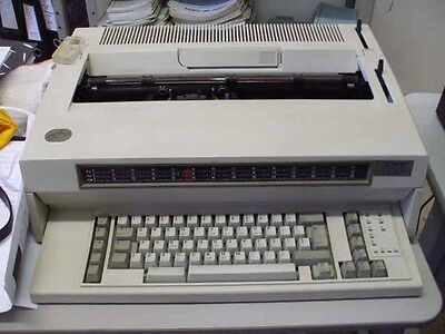 Six Ibm Wheelwriter Ll Iii 2 3 Compatible Lift Off Tape C...