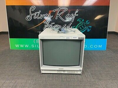 Sony Trinitron PVM-20L2MD Color Video Monitor (Fully Operational!)