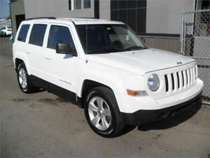 2012 Jeep Patriot North VUS 4 cyl Auto + GARANTIE 3 ans INCLUSE
