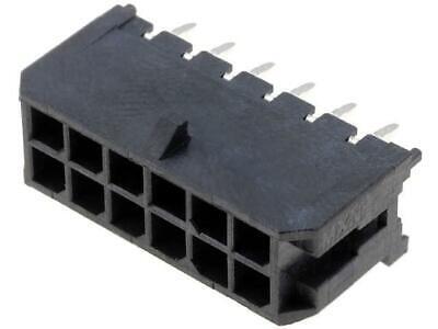 16 3mm männlich  THT 43045-1600 Signals Buchse Micro-Fit 3.0 Leitung-Platte PIN