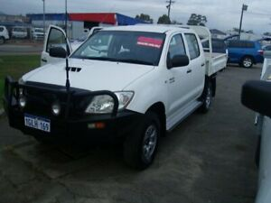 2010 Toyota Hilux KUN26R UPGRADE SR 5 Speed Manual Dual Cab Kenwick Gosnells Area Preview