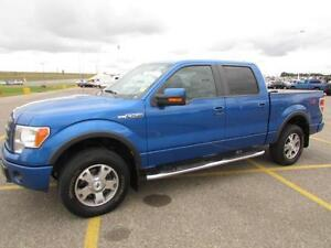 2010 Ford F-150 SuperCrew 4x4 FX4