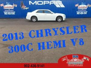 2013 Chrysler 300C HEMI V8 Double Sunroof Navigation FULL LOAD