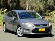 2010 Ford Mondeo MB MY11 LX PwrShift TDCi Grey 6 Speed Sports Automatic Dual Clutch Hatchback Melrose Park Mitcham Area Preview