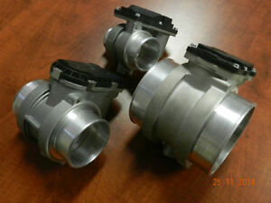 Positive Air Shut off Valves with Automatic or Manual Reset