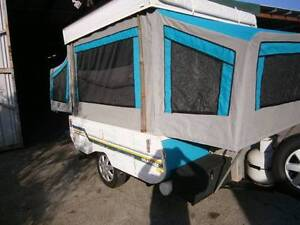 1997 Goldstream wind up camper Wyong Wyong Area Preview