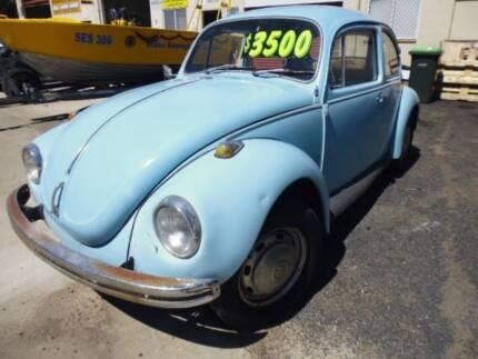 Volkswagen super bug bettle Eden Bega Valley Preview