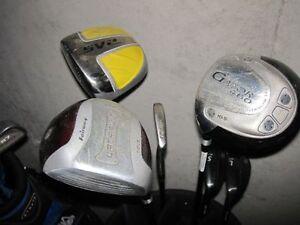 Golf clubs, with golf bag Gatineau Ottawa / Gatineau Area image 4