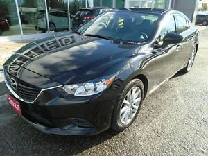 2015 Mazda Mazda6 *LOADED! HEATED EVERYTHING, BLUETOOTH & CRUISE