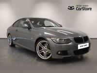 2012 BMW 3 SERIES DIESEL COUPE