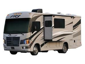 Rent a 25 Class A RV Motor Home with bunks!