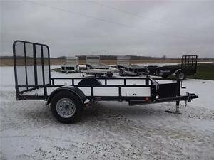 "Load Trail Single Axle Utility 4"" Channel 2,990lb!!!!! London Ontario image 2"