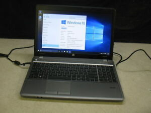 HP ProBook 4545s Windows 10 Pro + New Battery