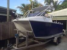 "Sailfish 5M ""Reef Runner"" Aluminium Plate boat Mooroobool Cairns City Preview"