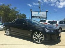2008 Holden Ute VE SS V Black 6 SPEED Manual Utility Southport Gold Coast City Preview