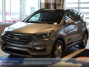 2017 Hyundai Santa Fe Sport SE-AWD HEATED SEATS BLUETOOTH BACK U