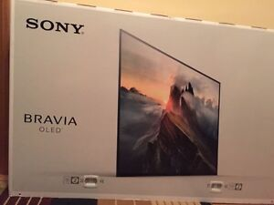 SONY XBR55A1E OLED 4K ULTRA HD SMART TV - New in Box