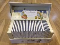 Beatrice Potter, The World Of Peter Rabbit, Complete Collection, 23 Books in excellent condition.