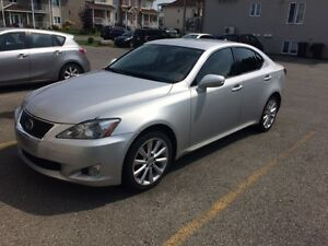2010 Lexus IS 250 AWD Berline