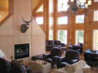 Fishing and Hunting Lodge for Sale