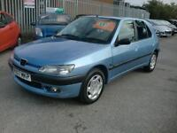 1997 (p) Peugeot 306 1.6 ( sr ) GLX