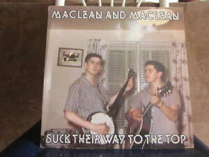 (4) MACLEAN AND MACLEAN Comedy Vinyl albums - Adult Humor Kitchener / Waterloo Kitchener Area image 1