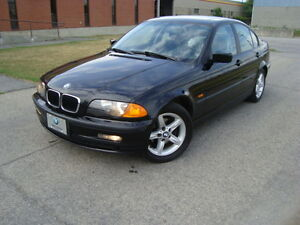 BMW 323I 1999 SEDAN AUTO 120000 KMS'' TAX INCLUDED''
