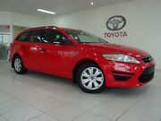2013 Ford Mondeo MC LX Tdci Red 6 Speed Direct Shift Wagon Bungalow Cairns City Preview