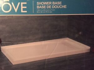 SHOWER BASE - BRAND NEW - BY OVE (MFCR)